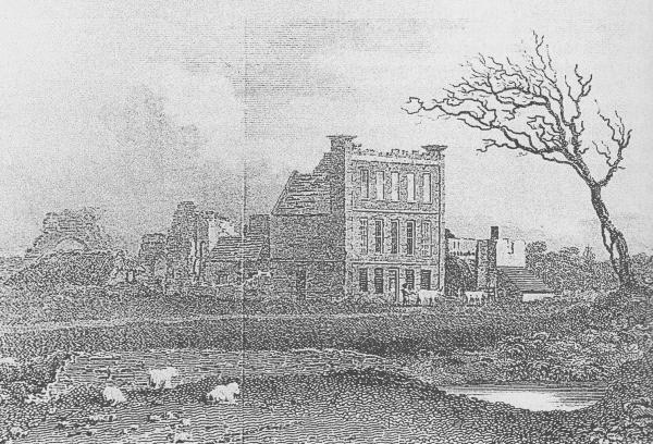 Greyfriars as The Place 18th Century